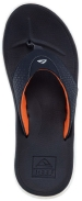 Reef Sandals - Rover Navy/Orange - Men's Sandal