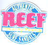 "4"" Reef 25 Years Sticker"