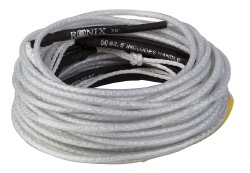 Ronix - R8 80 FT 6 - Section Mainline Metallic Silver