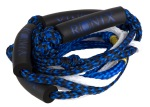 WakeSurf Rope - No Handle - 25ft 3-Braded Sections