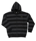 Tre' Charcoal Zip Hoody