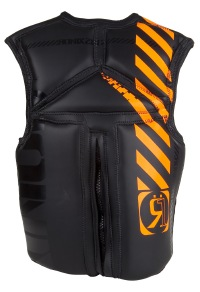 Type Vorn Rear Zip Impact Vest