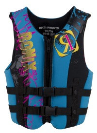 Ronix - Vision Boy's Front Zip CGA Life Vest