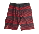 Huffy Red/Black - Men's Boardshorts