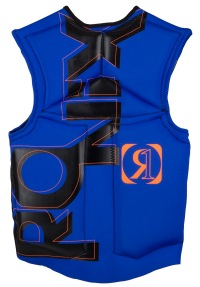 Bill No Zip Impact Vest