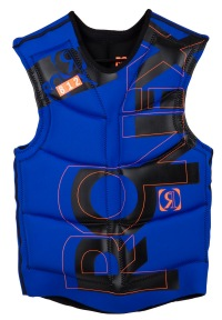 Ronix - Bill No Zip Impact Vest