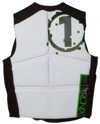 One Side Zip Impact Vest