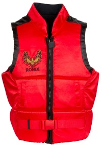 Ronix - The Burt Front Zip Impact Vest