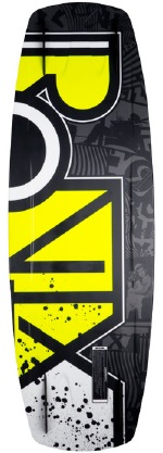 Ronix - 2012 District 138 w/Divide Wakeboard Package