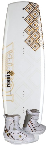 Ronix - 2012 Faith Hope Love 136 w/FLH Wakeboard Package