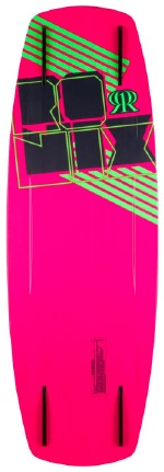 Ronix - 2012 Quarter Til Midnight 134 w/Halo Wakeboard Package