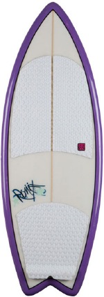 Ronix - 2012 Women's Koal 4' 10