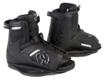 Ronix - 2014 Divide Wakeboard Bindings - Black/Silver