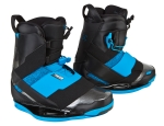 2013 One Black/Azure/3D Wakeboard Bindings
