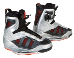 2013 Parks Space Silver/The Juice Wakeboard Bindings