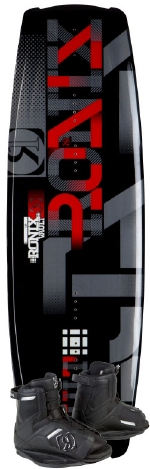 Ronix - 2013 Vault 139 w/Divide Wakeboard Package