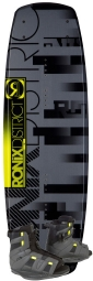 Ronix - 2013 District 134 w/District Wakeboard Package