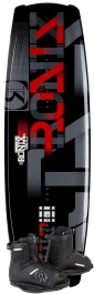Ronix - 2013 Vault 128 w/Divide Wakeboard Package