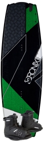 Ronix - 2013 Viva 144 w/Divide Wakeboard Package