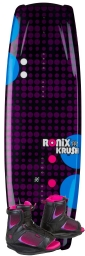 Ronix - 2013 Krush 128 w/Luxe Wakeboard Package