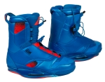 2014 Frank Wakeboard Bindings - Blue Hawaiian / Lava Flow
