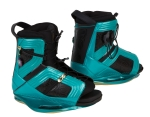 2014 Halo Wakeboard Bindings - Metallic Peacock