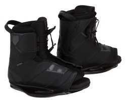 Ronix - 2014 Network Wakeboard Bindings - Cyber Black