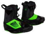 Ronix - 2014 One Phantom/Psycho Green Wakeboard Bindings