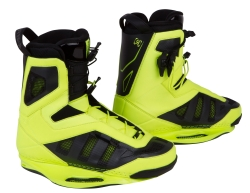 Ronix - 2014 Parks Neon Butter Wakeboard Bindings