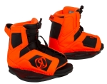2014 Vision Wakeboard Bindings - Juice Orange