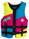 Ronix - 2014 August Girl's Front Zip CGA Life Vest