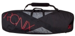 Battalion Padded Wakeboard Bag - Black Caffeinated