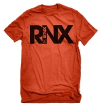 Airport Code Red/Black T-Shirt