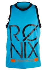 Phonetic Riding Jersey - Tank - Azure