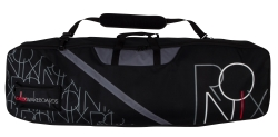 Ronix - Squadron Half Padded Board Bag - Black Caffeinated