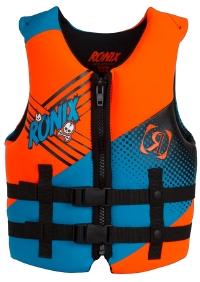 Ronix - 2014 Vision Boy's Front Zip CGA Life Vest