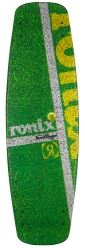 Ronix - 2014 Bandwagon ATR Camber Small Wakeboard - Centre Court Green