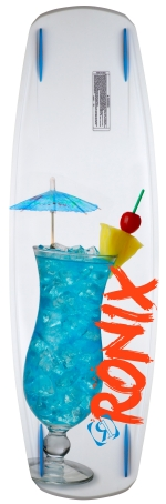 Ronix - 2014 Bill ATR 135 - Blue Hawaiian/Pineapple Drink