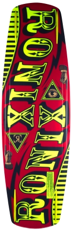 Ronix - 2014 El Von Videl Schnook w/Preston Wakeboard Package
