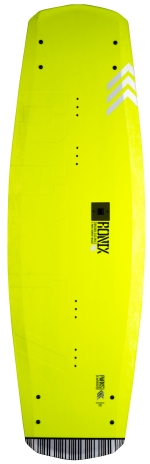 Ronix - 2014 Parks Camber Air Core 144 Wakeboard - Neon Butter