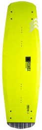 2014 Parks Camber Air Core 139 Wakeboard - Neon Butter