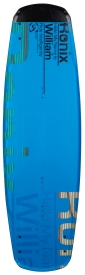 Ronix - 2014 William Intelligent Core 135 - Metallic Gemstone Blue