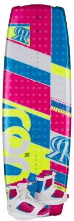 Ronix - 2014 August 120 w/August Wakeboard Package