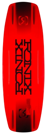 Ronix - 2014 District 143 Wakeboard - Charcoal/Caffeinated Red