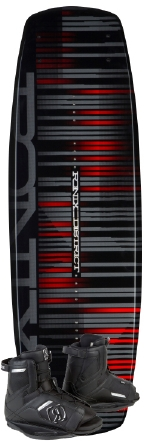 Ronix - 2014 District 143 w/Divide Wakeboard Package