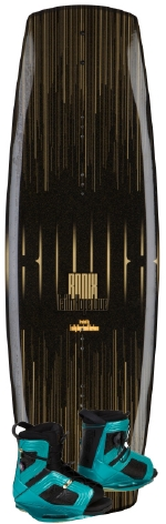 Ronix - 2014 Faith Hope Love 136 w/Halo Wakeboard Package
