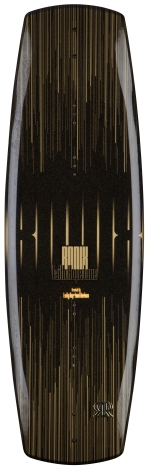 Ronix - 2014 Faith Hope Love 132 Wakeboard - Caviar/Golden