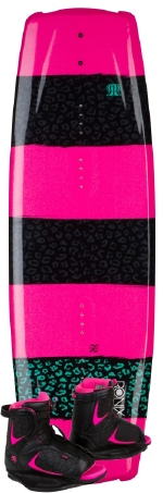 Ronix - 2014 Krush 128 w/Luxe Wakeboard Package