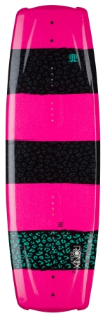 Ronix - 2014 Krush 128 Wakeboard - Black/Shocking Pink
