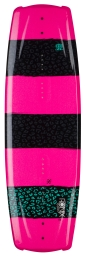 2014 Krush 128 Wakeboard - Black/Shocking Pink